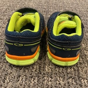 Target Shoes - Target Baby Sneakers Blue Green 4